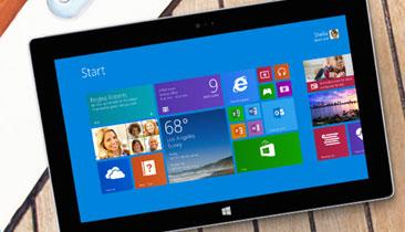 Microsoft Surface: Why More Is More