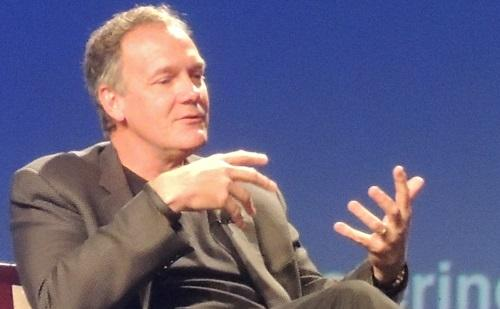 Michael Rhodin, head of IBM's Watson group, reached out to big data entrepreneurs at TIE Con.