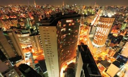 Sao Paulo is a 'happening' place!