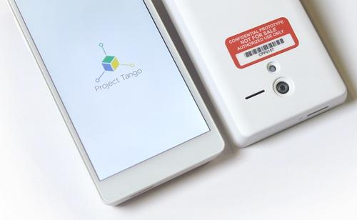 Google's Project Tango.
