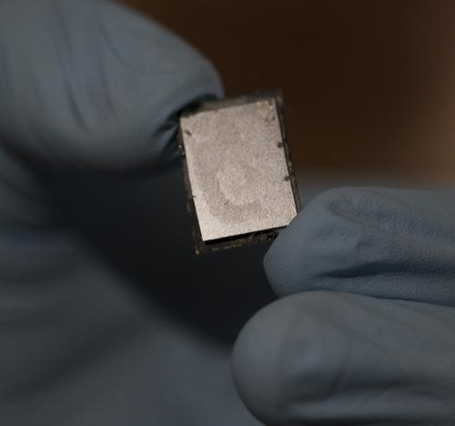 This structural material is actually a super-capacitor that could store energy in a devices case rather than require an extra battery component.