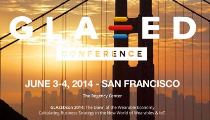 Glazed Conference in San Francisco showcased some of latest wearables projects. (Source: Glazed Conference)