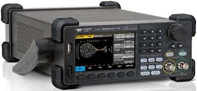 The Teledyne LeCroy WaveStation 3000 produces waveforms with 14-bit vertical resolution.