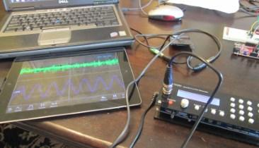 MSGEQ7-Based DIY Audio Spectrum Analyzer: Testing
