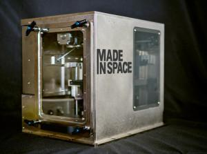 The Made In Space 3D printer will be the first manufacturing device ever used off-Earth. It will be installed in the International Space Station to print a series of test items in 2014.