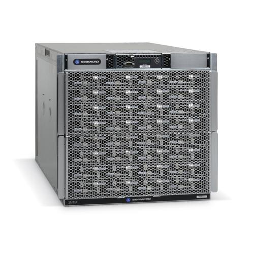 To facilitate the need for high bandwidth, low latency and energy efficient interconnect within a datacenter, AMD's SeaMicro SM15000 servers incorporate state-of-the-art Freedom Fabric. It is designed to ferry mission critical data from between storage and ultra-dense compute