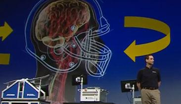 Video: Test Apparatus Uncovers the Flaws of Football Helmets