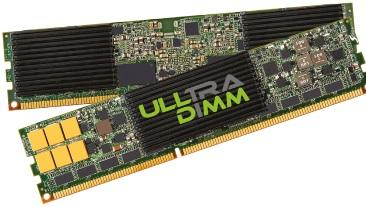 SanDisk Expands ULLtraDIMM Reach