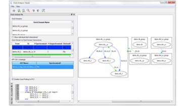 Free Trial of Clock Domain Crossing & Metastability Analysis Tool