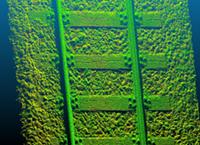 Laser Sensor System Scans Railway Tracks