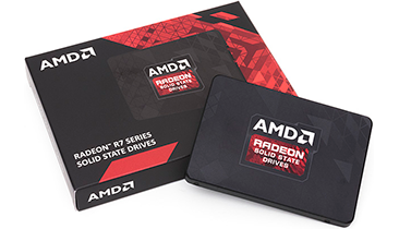 AMD Enters Storage Sector