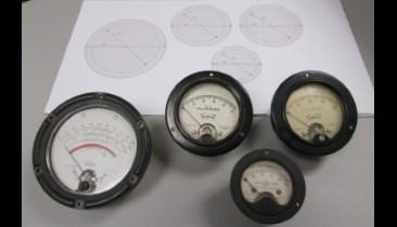Creating a Vetinari Clock Using Antique Analog Meters