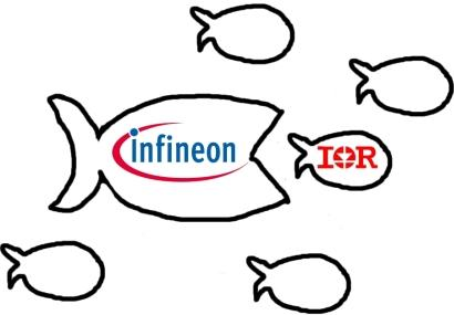 Yesterday, German chipmaker Infineon Technologies - in its largest merger ever - agreed to buy International Rectifier.  Prior to the official announcement, however, speculation swirled over several other chipmaker names - not all of which are even primarily in the power space - as possible acquisition targets.