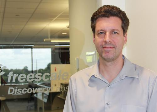 David Kramer, director of Freescale's new Discovery Lab, describes the company's hopes and aspirations.(Source: Freescale)