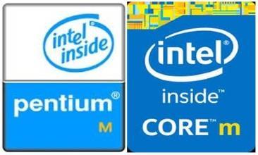 Intel Core M vs. Pentium M