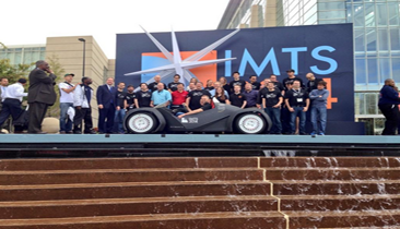 Local Motors Succeeds in Test Driving First 3D-Printed Car