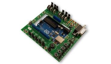 Dr. Duino Diagnostic Shield Deduces Dilemmas in Arduino Shield Stacks