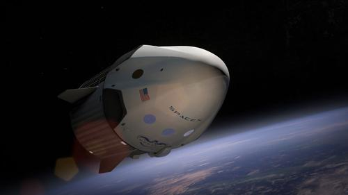 Boeing, SpaceX Take US Back to Space Station