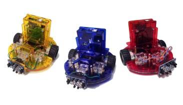 ScratchDuino Magnetic Robotics Kickstarter Project