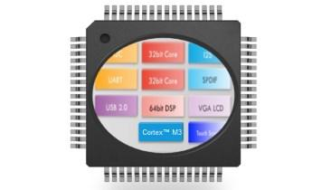 XMOS Adds ARM Core to Its Multi-Processor xCORE-XA Chip