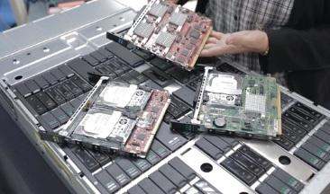 HP Ships First ARM Servers
