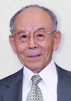 Isamu Akasaki.(Image: N. Elmehed/Nobel Media)