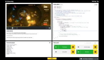 CodinGame Helps Hone Programming Skills