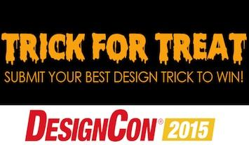 DesignCon Trick for a Treat Contest Opens