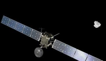 Rosetta & the Comet Landing