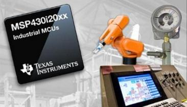 TI Industrial Control MCUs Debut at Electronica