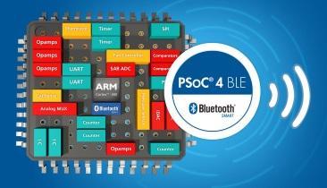 Cypress Announces PSoC 4 BLE & PRoC BLE