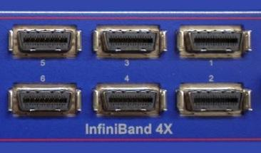 Intel Guns for InfiniBand