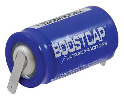 Today's supercapacitors are being used to replace rechargeable batteries in applications such as electric/hybrid vehicles, wearables, and more. (Source: Mouser)