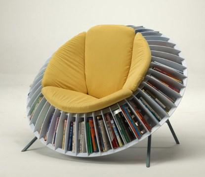Now that's my sort of chair.