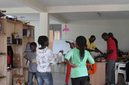 The Fundi Lab culture is a welcoming environment where all learners and teachers are equal.