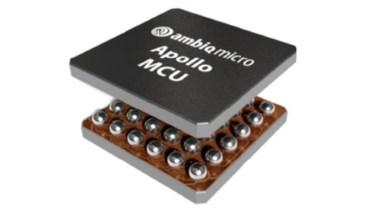 Ambiq Micro's Apollo MCUs Redefine Ultra-Low-Power Category