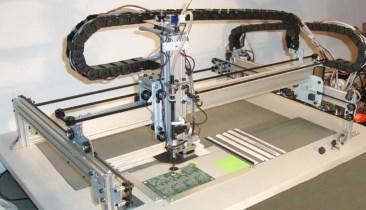 Desktop Pick-&-Place Machine DIY Kit