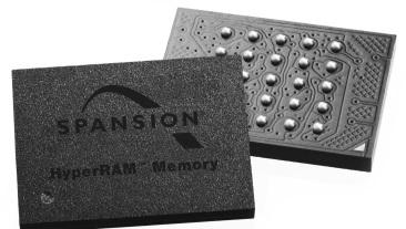 Spansion Adds RAM to HyperBus