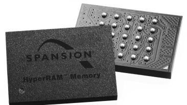Spansion Adds RAM to HyperBus