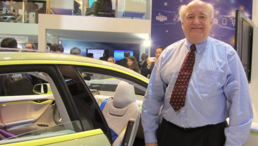 NXP CEO: 'Security, IoT, Cars' Drove Freescale Deal