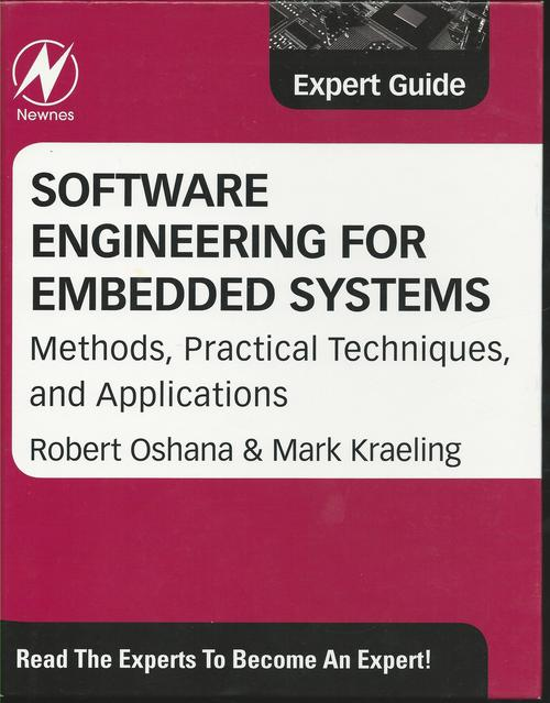 Software Engineering for Embedded Systems, ' is a technical reference useful for many reasons.