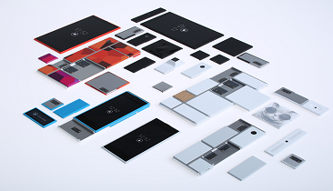 Project Ara teardown. (Source: Google)