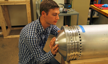 Rocket Fuels Student Space Dreams