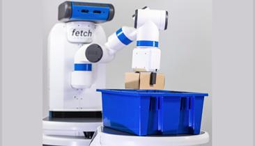 Start-up's Co-Robots Handle Logistics
