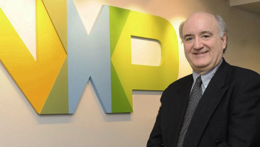 NXP CEO on China, Apple Pay, IoT & V2V