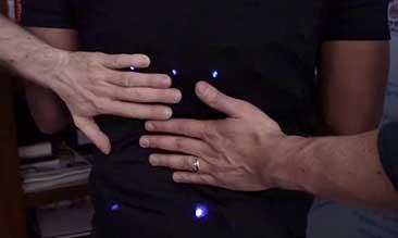Vest Uses Haptics for Speech by Feel