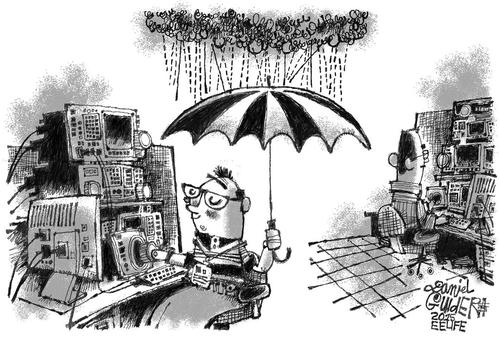 May 2015 Cartoon Caption Contest: The Rain That Falls