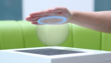 UltraHaptics Promises Airborne Tactile Interfaces