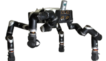 DARPA Robots Aim for Finish Line