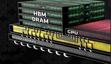 AMD Preps GPU, DRAM Stack